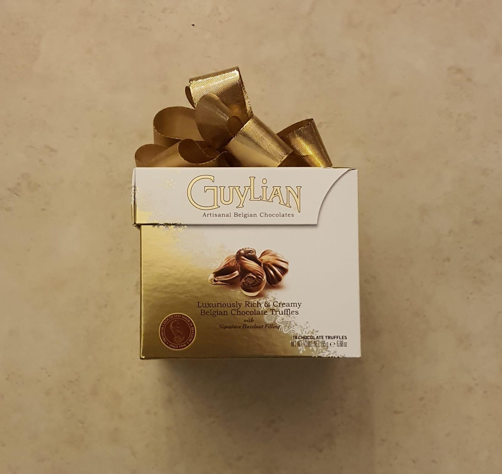 שוקולד אריזת מתנה